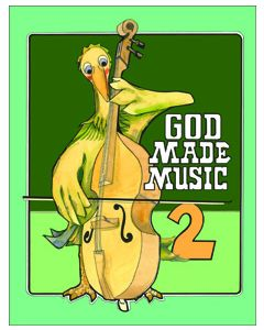 2nd Grade - God Made Music (Student Book)