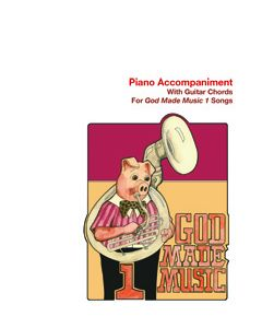 1st Grade - God Made Music (Piano Accompaniment)