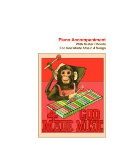 4th Grade - God Made Music (Piano Accompaniment)