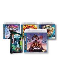 Complete Adventure Bundle PLUS Operation Arctic DVD ($641.58 Retail)
