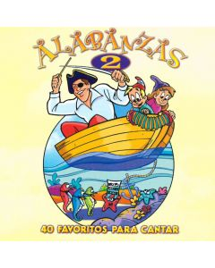 Parche el Pirata Alabanzas 2 (Digital Download)