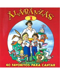 Parche el Pirata Alabanzas 1 (Digital Download)