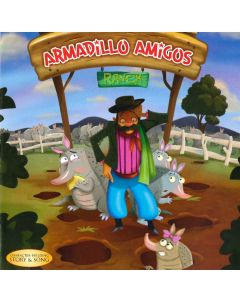 Armadillo Amigos (Digital Download)