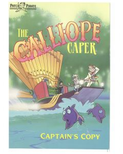 The Calliope Caper - Patch Adventure Songbook - Printable Download