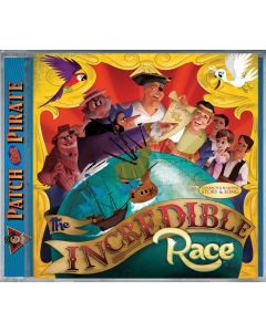 The Incredible Race  (CD with optional digital download)