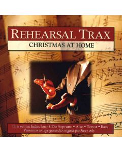 Christmas at Home - Rehearsal Trax (Digital Download)