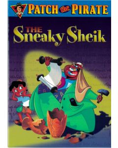 The Sneaky Sheik - Patch Adventure Songbook - Printable Download
