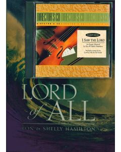 Lord of All/I Saw the Lord  - Director's Preview Kit (Book/CD)