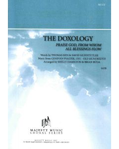 THE DOXOLOGY - Choral Octavo