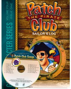 Sailors Log Vol 4 Issue 1 includes Learn-At-Home CD