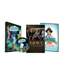 DVD Bundle (Retail $42.97 Sale $29.99)