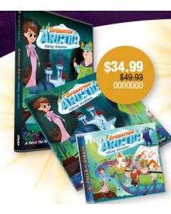 Operation Arctic Bundle (DVD/Storybook/CD)