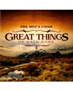 Great Things He Hath Done - CD (Sacred Music Services)