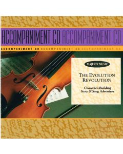 The Evolution Revolution - Trax (Digital Download)