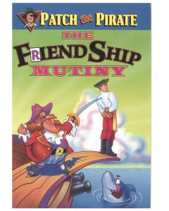 Friendship Mutiny - Patch Adventure Songbook - Printable Download