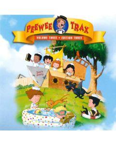 Peewee Trax Accompaniment - Vol 3 (Digital Download)