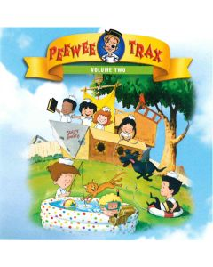 Peewee Trax Accompaniment - Vol. 2 (Digital Download)