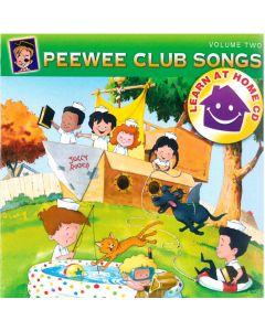 Peewee Club Songs - Learn at Home Vol. 2 (Digital Download)