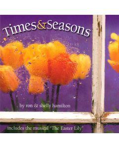 Times & Seasons - Digital Download (Music / Easter Drama)
