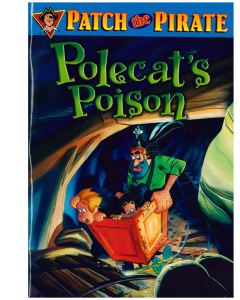 Polecat's Poison - Patch Adventure Songbook - Printable Download
