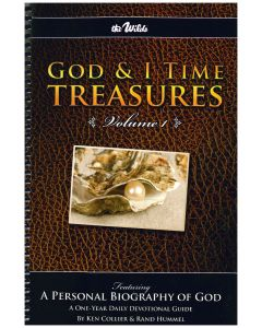God & I Time Treasures Vol. 1