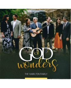 God of Wonders (Digital Download)