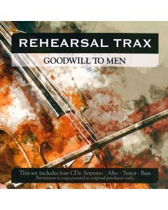 Goodwill to Men - Rehearsal Trax (Digital Download)