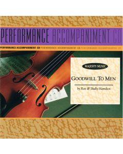 Goodwill To Men Trax (Digital Download)