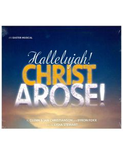 Hallelujah Christ Arose CD