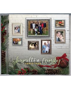Hamilton Family Christmas - CD
