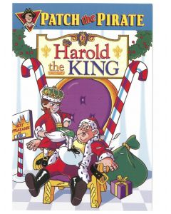 Harold the King - Patch Adventure Songbook - Printable Download
