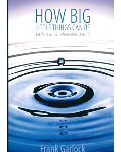 How Big Little Things Can Be - Book (Garlock)