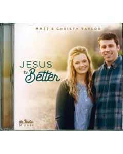 Jesus Is Better (The Wilds) - CD