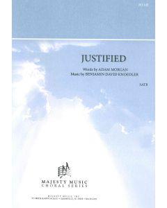 JUSTIFIED - Choral Octavo