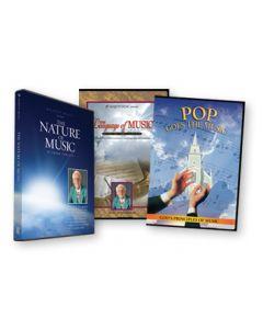Church/Home Library DVD Bundle (Retail $74.97)