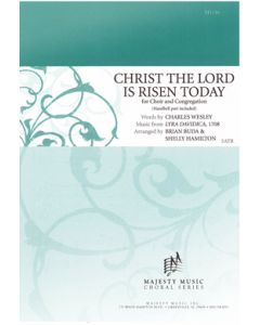 CHRIST THE LORD IS RISEN TODAY - Choral Octavo