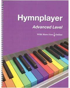 Hymnplayer - Advanced Level - Piano book