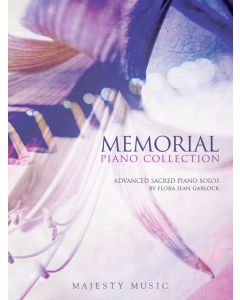 Memorial Piano Collection – Piano Solo Collection – Printable Download