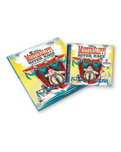 Misterslippi River Race Bundle (Storybook/CD) (Retail $29.94)