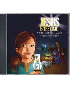 Jesus Is the Light - Listening CD