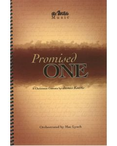 Promised One - Spiral Choral Book (with Christmas script)