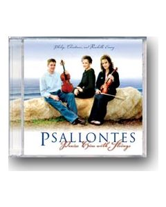 Psallontes - Praise Him With Strings - CD (The Emorys)