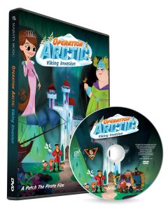 Operation Arctic Animated DVD