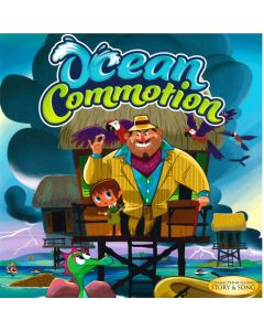 Ocean Commotion (Digital Download)