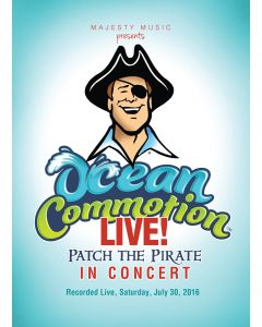 Ocean Commotion Live! - DVD