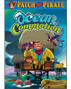 Ocean Commotion - Patch Adventure Songbook - Digital Download