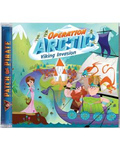 Operation Arctic: Viking Invasion  (CD with optional digital download)