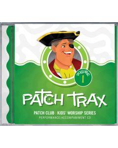 CD - Patch Club Trax Vol. 1 (NEW)