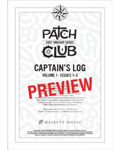 PPC Preview Kit Volume 1 (2021-22) - Captain/Sailor (first month) - Printable Download