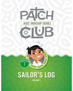 Sailors Log Vol 1 Issue 1 (2021-2022) - Digital Download